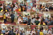 Iskolánk Szülői Munkaközösségének jóvoltából rendkívül értékes könyvcsomaggal gazdagodott könyvtárunk állománya